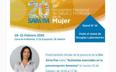 Invitación Congreso SAMEM
