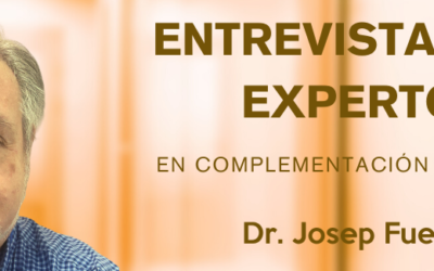 IMMUNE HEALTH PODCAST Nº 3- Dr Joan Josep Fuertes