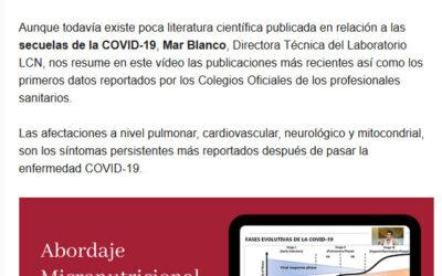 Abordaje micronutricional COVID-19