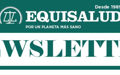 Newsletter de Equisalud: septiembre 2021