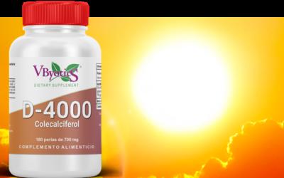 Nuevo D-4000. La Vitamina del Sol 🌞