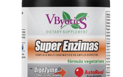 Super Enzimas de Vbyotics de nuevo a la venta