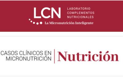 Grabación webinarCasos clínicos en micronutrición. Especialidad Nutrición.