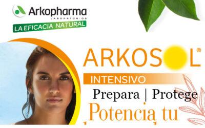 Cuida tu piel  y potencia tu bronceado con Arkosol 🏝☀️ 😎