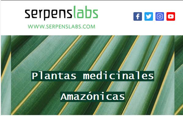 Fitoterapia Amazónica -Clases video gratuitas – Serpens