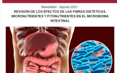 Revisión de los efectos de las fibras dietéticas, micronutrientes y fitonutrientes en el microbioma intestinal