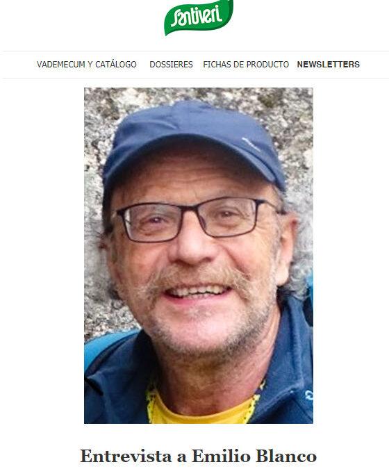 Entrevista a Emilio Blanco.📝