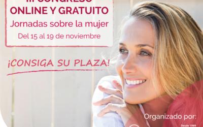 III Congreso Online y Gratuito de Equisalud: Jornadas sobre la Mujer