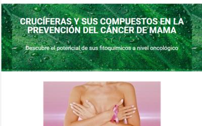 Cruciferas y sus compuestos en la prevención del cáncer de mama